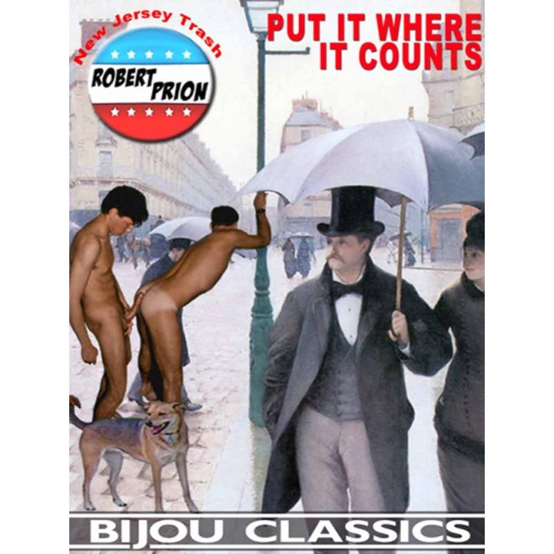 Put It Where It Counts DVD (Bijou) (19321D)