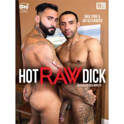 Hot Raw Dick DVD (SkynMen) (19356D)