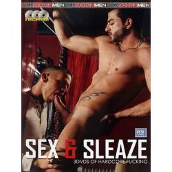 Sex & Sleaze 3-DVD-Set (UKNakedMen) (19386D)