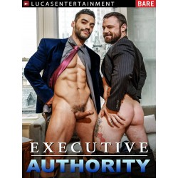 Executive Authority DVD (LucasEntertainment) (19165D)