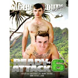 Ready To Attack #6 DVD (Active Duty) (19405D)