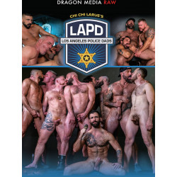 Chi Chi LaRue`s LAPD - Los Angeles Police Dads DVD (Ray Dragon) (19461D)