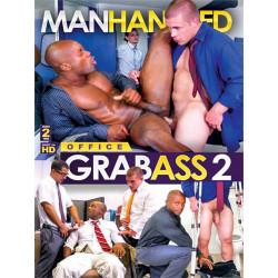 Office Grab Ass #2 DVD (Manhandled) (19473D)