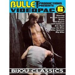 Bullet Videopac #6 DVD (Bijou) (19398D)