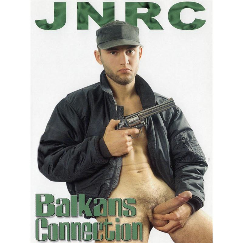 Balkans Connection DVD (JNRC) (14771D)