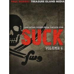 TIM Suck #6 (Treasure Island) DVD (Treasure Island) (19535D)