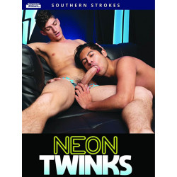 Neon Twinks DVD (Southern Strokes) (17869D)