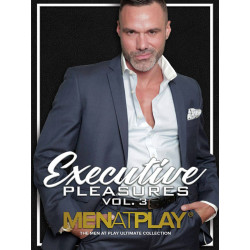 Executive Pleasures Vol. 3 DVD (Men At Play) (19141D)