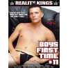 Boys First Time #11 DVD (Reality Kings) (19571D)