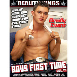 Boys First Time #17 DVD (Reality Kings) (19575D)
