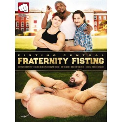 Fraternity Fisting DVD (Raging Stallion Fetish & Fisting) (19498D)