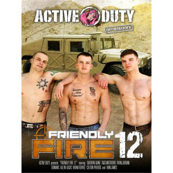 Friendly Fire #12 DVD (Active Duty) (19524D)