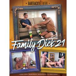 Family Dick #21 DVD (Bareback Network) (19674D)