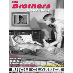 The Brothers - A Love Story DVD (Bijou) (19700D)
