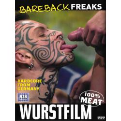 Bareback Freaks #1 DVD (R18) (Wurstfilm) (19703D)