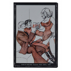 Tom of Finland Magnet Big Tits (T5787)