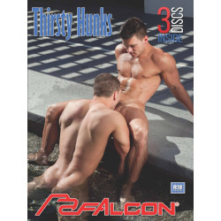 Thirsty Hunks 3-DVD-Set (Falcon) (19901D)
