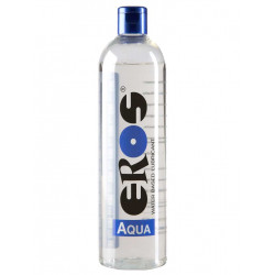 Eros Megasol  Aqua 500 ml Water-based Lubricant (Bottle) (ER33500)