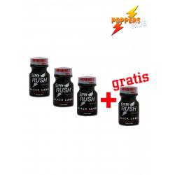 3 + 1 Rush BLACK 10ml Liquid Incense (Aroma) (P0202)