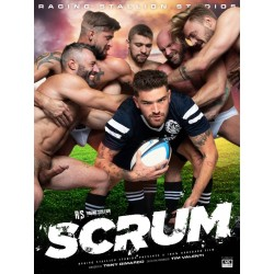 Scrum (Raging Stallion) DVD (Raging Stallion) (19717D)