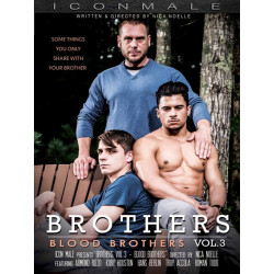 Brothers #3 - Blood Brothers DVD (Icon Male) (19770D)