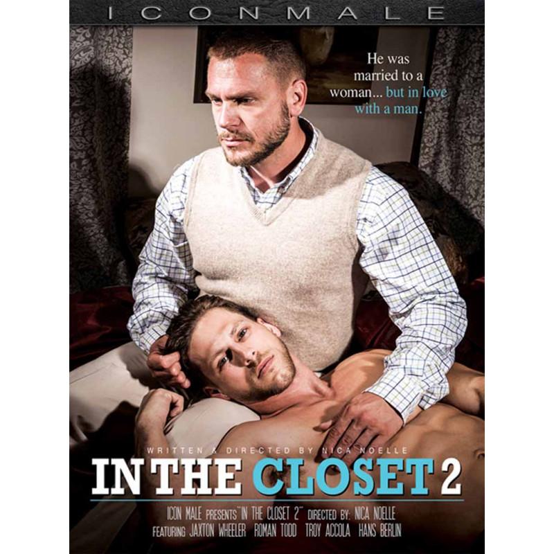 In The Closet #2 DVD (Icon Male) (19786D)