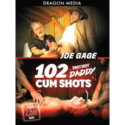 Joe Gage - 102 Tastiest Daddy Cum Shots DVD (Ray Dragon) (19944D)