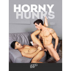 Horny Hunks DVD (Sean Cody) (19931D)