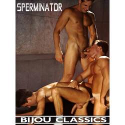 Sperminator DVD (Bijou) (20026D)