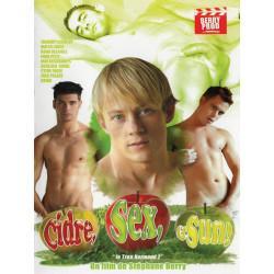 Cidre, Sex, Sun DVD (Berry Prod) (19003D)