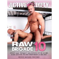 Raw Brigade #10 DVD (Active Duty) (19877D)