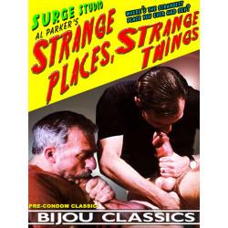 Strange Places, Strange Things DVD (Bijou) (20041D)