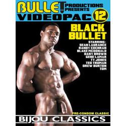 Bullet Videopac #12 - Black Bullet DVD (Bijou) (20077D)