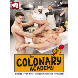 The Colonary Academy DVD (Raging Stallion Fetish & Fisting) (19947D)