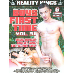 Boys First Time #31 DVD (Reality Kings) (20123D)