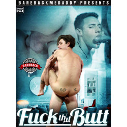 Fuck That Butt DVD (Bareback Me Daddy) (20133D)