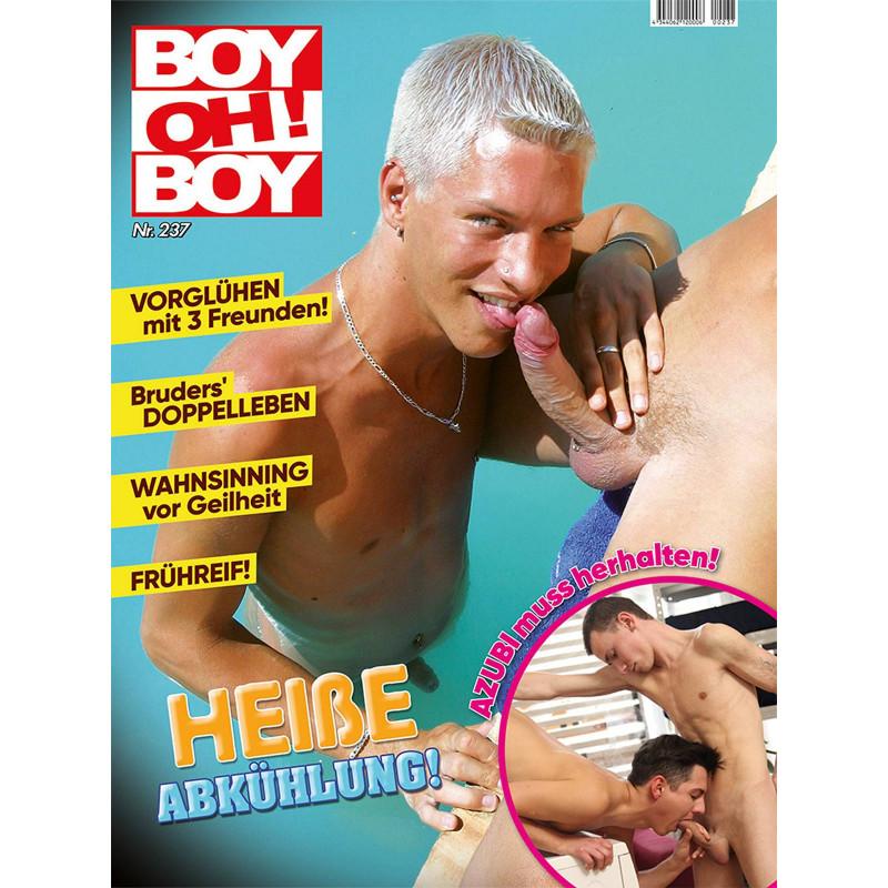 Boy oh Boy 237 Magazine (M2837)