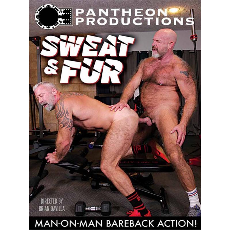 Sweat And Fur DVD (Pantheon Men) (20257D)