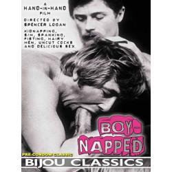 Boynapped DVD (Bijou) (20259D)