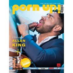 PornUp 184 Magazine + Office Fuckers DVD (M0284)