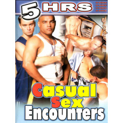 Casual Sex Encounters DVD (Bacchus) (20308D)