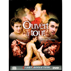 Ouvert A Tout DVD (Clair) (20323D)