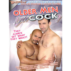 Older Men Love Cock #7 DVD (Bacchus) (20322D)