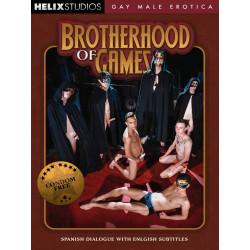 Brotherhood of Games DVD (Helix) (20400D)