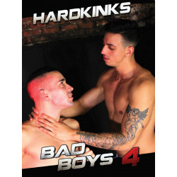 Bad Boys #4 (HardKinks) DVD (Hard Kinks) (19827D)