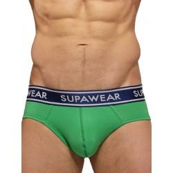 Supawear Supadupa MK II Brief Underwear Green