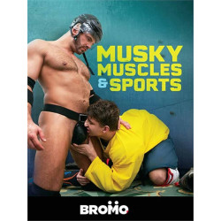 Musky Muscles And Sports DVD (Bromo) (20499D)