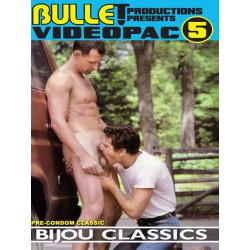 Bullet Videopac #5 DVD (Bijou) (20521D)