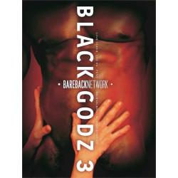 Black Godz #3 DVD (Bareback Network) (20554D)