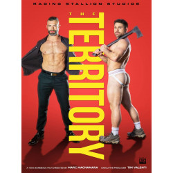 The Territory DVD (Raging Stallion) (20375D)